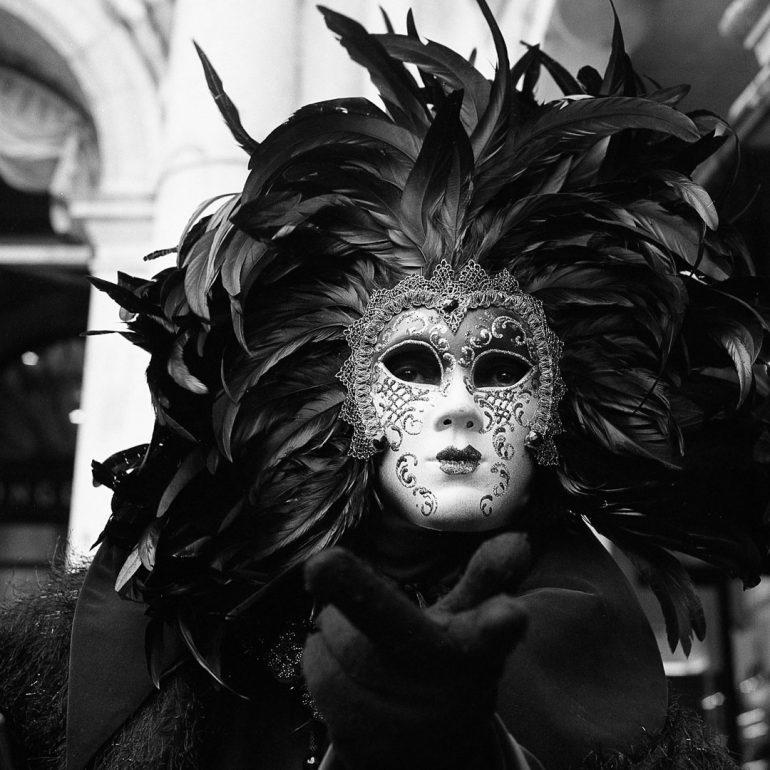 El día de la mascara © Pablo Padira