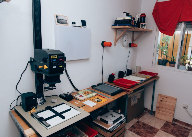 Laboratorio ©Pablo Padira