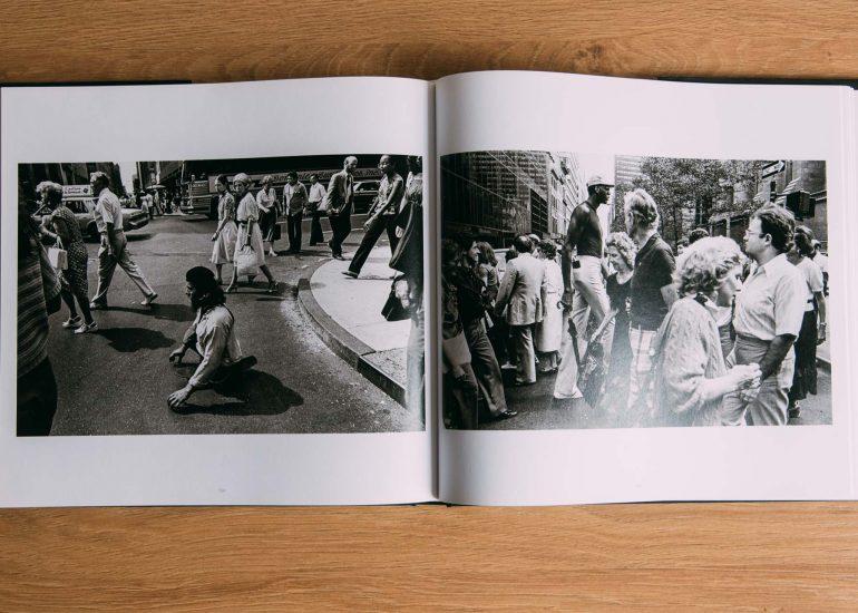 The eyes of the city-Richard Sandler -Libro